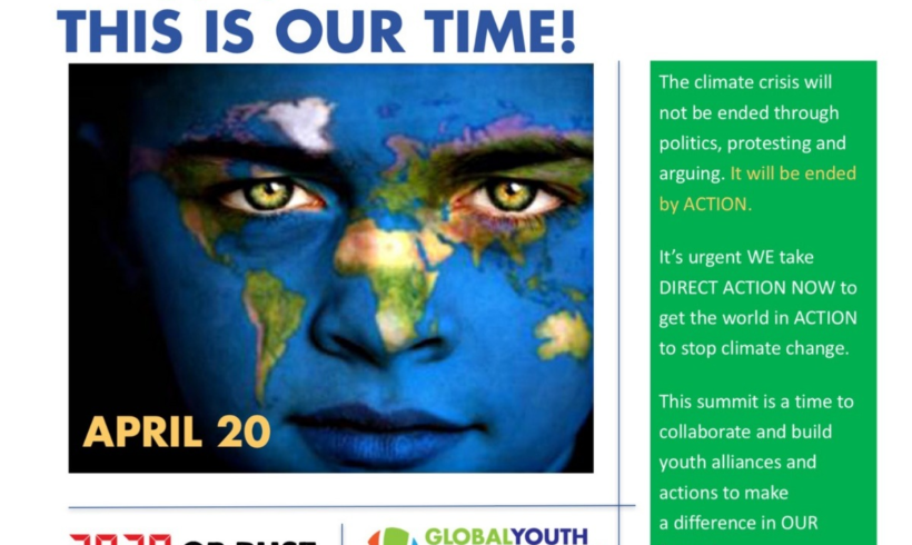 Global Youth Climate Action Summit