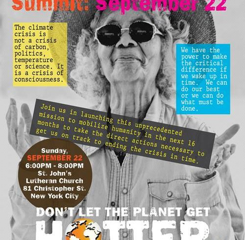Climate Enlightenment Summit
